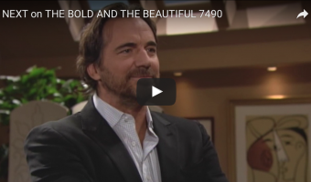 WATCH: 'The Bold and The Beautiful' Preview Video Monday, December 26