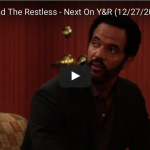 WATCH: 'The Young and The Restless' Preview Video Tuesday, December 27