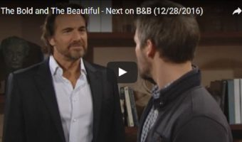 WATCH: 'The Bold and The Beautiful' Preview Video Wednesday, December 28