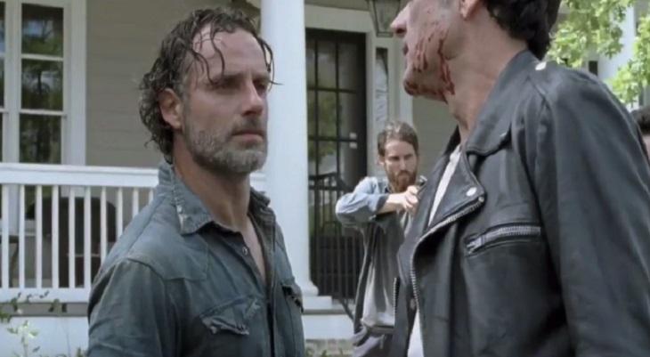 The Walking Dead Spoilers: TWD Season 7 Returns February 2017 - Will Rick Take down Negan?