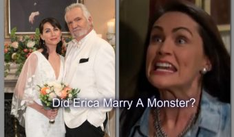 'The Bold and The Beautiful' POLL: Did Eric Marry A Monster When He Married Quinn? VOTE!