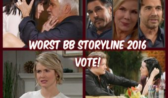 'The Bold and the Beautiful' POLL: What Was Your Least Favourite B&B Storyline In 2016? VOTE!