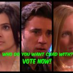 'Days of Our Lives' POLL: Who Do You Prefer Chad With Gabi or Abigail? VOTE!