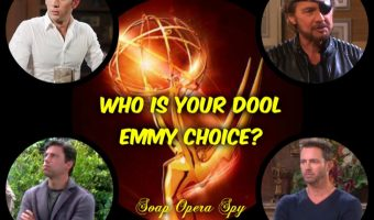 'Days of Our Lives' POLL: Which DOOL Actor Deserves a Daytime Emmy? VOTE!