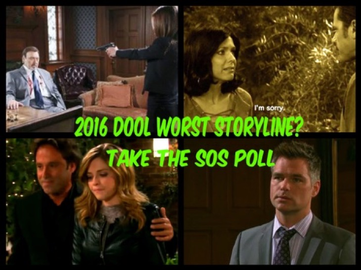 'Days Of Our Lives' POLL: What Was Your Least Favorite DOOL Storyline In 2016? VOTE!