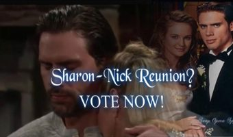'The Young and the Restless' POLL: Do You Want A Nick and Sharon Reunion? VOTE!