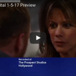 WATCH: 'General Hospital' Preview Video Thursday, January 5