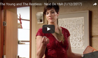 WATCH: 'The Young and The Restless' Preview Video Thursday, January 12