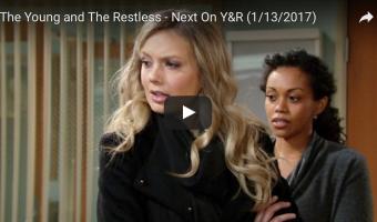 WATCH: 'The Young and The Restless' Preview Video Friday, January 13