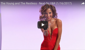 WATCH: 'The Young and The Restless' Preview Video Monday, January 16