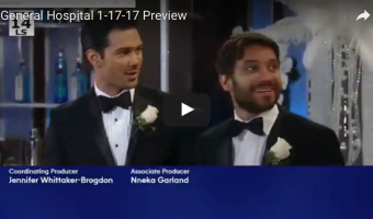 WATCH: 'General Hospital' Preview Video Tuesday, January 17