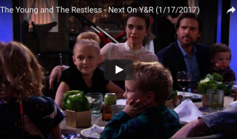 WATCH: 'The Young and The Restless' Preview Video Tuesday, January 17