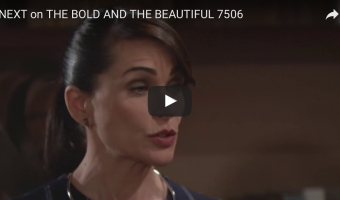 WATCH: 'The Bold and The Beautiful' Preview Video Wednesday, January 18
