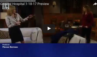 WATCH: 'General Hospital' Preview Video Wednesday, January 18