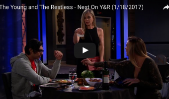 WATCH: 'The Young and The Restless' Preview Video Wednesday, January 18