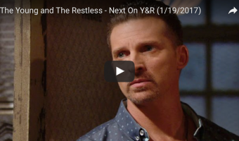 WATCH: 'The Young and The Restless' Preview Video Thursday, January 19