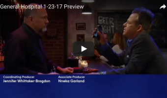 WATCH: 'General Hospital' Preview Video Monday, January 23
