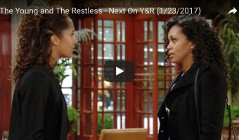 WATCH: 'The Young and The Restless' Preview Video Monday, January 23