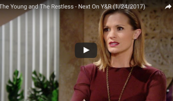 WATCH: 'The Young and The Restless' Preview Video Tuesday, January 24