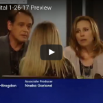 WATCH: 'General Hospital' Preview Video Thursday, January 26