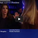 WATCH: 'General Hospital' Preview Video Friday, January 27