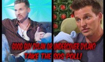 'The Young and The Restless' Poll: Who Do You Like Best Good Guy Dylan or Undercover Dylan?  VOTE!