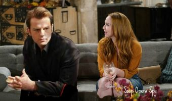 'The Young and The Restless' RUMOR: Mariah Getting A Biological Dad – Trevor St. John Headed To Y&R