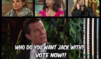 'The Young and the Restless' POLL: Who Do You Want Jack With?  VOTE!