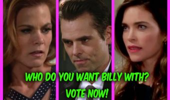 'The Young and The Restless' POLL: Who Do You Want Billy With Phyllis Or Victoria? VOTE!