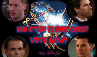 'The Young and the Restless' POLL: Which Y&R Actor Deserves a Daytime Emmy? Vote in Our Poll!