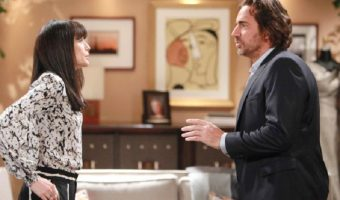 'The Bold and the Beautiful' Spoilers: Ridge and Quinn Kiss – Will Eric Forrester Catch His Wife And Son?