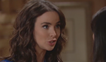 'The Bold and the Beautiful' Spoilers: Ivy Fumes Over Kiss, Quinn Begs Her to Keep It a Secret – Brooke Ready for a Future with Ridge
