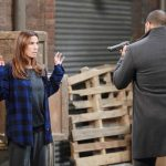 'Days of Our Lives' Spoilers Week of February 6-10: Stefano Captured, But There's a Huge Twist – Hope and Lt. Raines Face Off, Shot Fired as Hope Flees