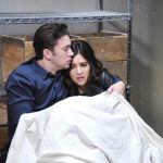 Days of Our Lives Spoilers Week of February 20 to 24: Chad and Gabi Strip Down, Use Body Heat to Stay Warm – Abigail Stunned by Chad's Confession