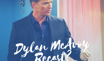 'The Young and Restless' POLL: Would You Like To See Dylan McAvoy Recast?  VOTE!