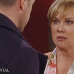 'General Hospital' Weekly Spoilers Week Of February 13 to 17: Nathan Plays Peacemaker – Anna Questions Liv – Julian Makes Deal With Devil