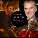 'General Hospital' RUMOR: Olivia Jerome The Mother of Dr. Griffin Munro?
