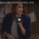 WATCH: 'The Bold and The Beautiful' Preview Video Thursday, February 2