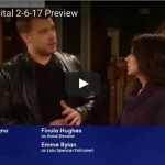 WATCH: 'General Hospital' Preview Video Monday, February 6