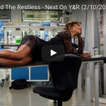 WATCH: 'The Young and The Restless' Preview Video Friday, February 10