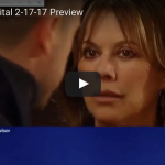 WATCH: 'General Hospital' Preview Video Friday, February 17