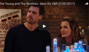 WATCH: 'The Young and The Restless' Preview Video Monday, February 20