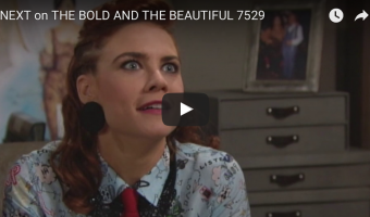 WATCH: 'The Bold and The Beautiful' Preview Video Tuesday, February 21