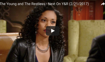 WATCH: 'The Young and The Restless' Preview Video Tuesday, February 21