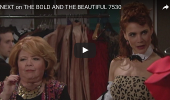 WATCH: 'The Bold and The Beautiful' Preview Video Wednesday, February 22