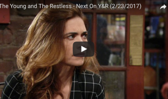 WATCH: 'The Young and The Restless' Preview Video Thursday, February 23