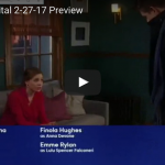WATCH: 'General Hospital' Preview Video Monday, February 27