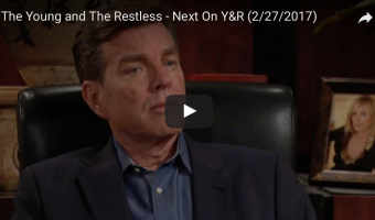 WATCH: 'The Young and The Restless' Preview Video Monday, February 27