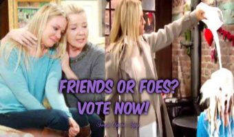 'The Young and the Restless' Poll: Do You Prefer Nikki and Sharon Being Friends Or Foes? VOTE!