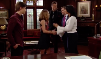 'The Bold and Beautiful' Spoilers Week of Feb 27 to March 3: Sally Sets Plan In Motion – Quinn and Ridge Steamy Make Out – Bill Determined